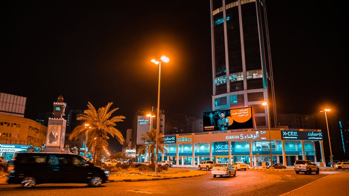 Hawally - Sadek Roundabout