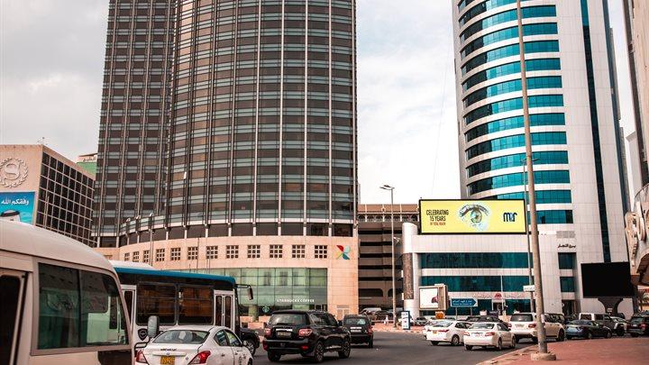 مدينة الكويت، القبلة - برج النصار